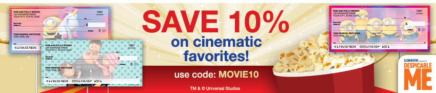 Save 10% on cinematic favorites! use code: MOVIE10