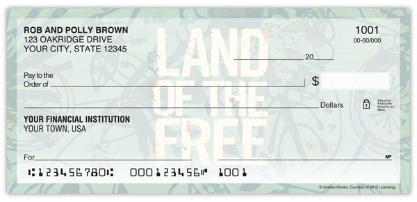 Let Freedom Ring Checks - SuperValue Checks