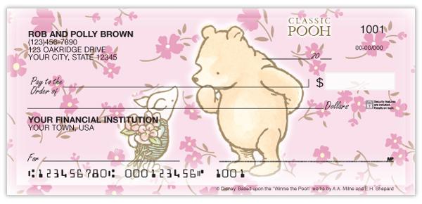 classic winnie the pooh checks