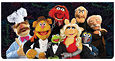 The Muppets Checkbook Cover