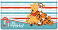Winnie the Pooh Woodland Folks Checkbook Cover