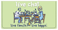 Live Family.Live Happy. Checkbook Cover