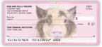 Oink - rachaelhale® Checks