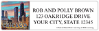 Big City Address Label